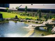 Projekce a realizace zahrad a veřejné zeleně včetně jejich údržby