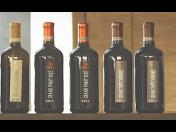 Víno dozrávající ve francouzských dubových sudech barrique - Grand Pinot Bizé v magnum lahvi