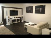 Odborné konzultace při nákupu špičkové audio techniky včetně instalace
