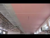 Sádrokartony, suchá výstavba Nová Paka, montáž sádrokartonových konstrukcí