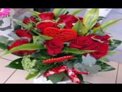 Květinové vazby a kytice k různým příležitostem – narozeninové, gratulační, romantické, pro radost