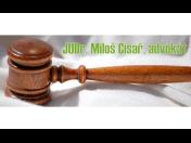 Advokát Znojmo, právní služby a poradenství, občanské právo, obchodní právo, trestní právo