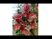 Prodej originálních dárkových kytic a smutečních vazeb online v e-shopu