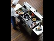 Prodejce velkokapacitního kuchyňského vybavení Středočeský kraj