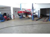 Autoservis – opravy automobilů po havárii včetně klempířských a lakýrnických prací