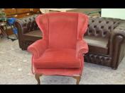 Opravy a renovace čalounění starých kusů nábytku