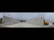 Betonové komponenty a služby spojené s betonováním