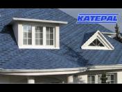 Asfaltová střešní krytina s vysokou kvalitou a dlouhou životností - pro váš dům i pergolu