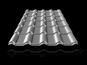 Výrobce plechové střešní krytiny - cenově dostupná lehká krytina v různých barvách