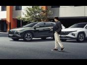 Nový TUCSON Plug-in Hybrid s řadou nejmodernějších inteligentních technologií a plně elektrickým jízdním režimem