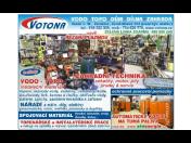 Prodej instalačního materiálu vodo topo plyn, topenářské práce