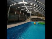 Plastový bazén hluboký až 2 metry – žádný problém pro Bazény Kostelec
