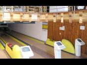 Bowling na třech drahách Bystřice, malá škola bowlingu, firemní akce s hrou bowlingu