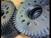 Laserová řezání, přesné ohraňování ocelových a nerezových plechů