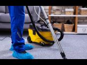 Profesionální čištění podlah i koberců za pomocí parního přístroje bez chemikálií