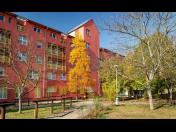 Domov pro seniory Háje, Praha, ubytování, ošetřovatelská a sociální péče, fyzioterapie, aktivizace