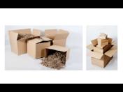 Kvalitní vysekávané krabice v různých rozměrech - výroba a prodej