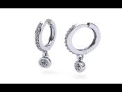 Šperky s briliantem, diamantem česká výroba na zakázku - prsteny, náušnice eshop