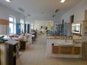 Koupelny Nymburk koupelnové studio Poděbrady sprchové kouty Kolín