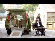 Vozy pro zdravotně postížené na vozíku - přestavba vozidel včetně úprav pro ZTP Kladno