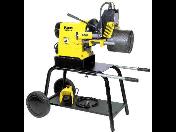 Řezání závitů snadno a rychle umožní závitořezný stroj REMS Magnum
