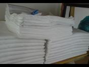 Praní, žehlení a mandlování prádla pro hotely Praha - Vyzvedneme, vyčístíme a rychle přivezeme!