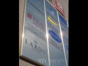 Interiérové a venkovní orientační systémy, ACS Cosign orientační tabulkové sestavy Praha