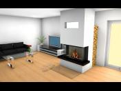 Kvalitní krbová a kachlová kamna - tradiční teplo Vašeho domova