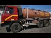 Vývoz septiků a žump, kuchyňských tukových lapolů a jiných tekutých odpadů