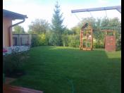 Realizace návrhy zahrad zahradnictví Kolín Velim