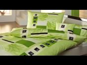 Prodej povlečení-ložní prádlo bavlněné, krepové, saténové, damaškové