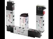 Pneumatické komponenty a systémy pro průmyslovou automatizaci nebo vzduchotechniku