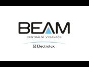 Úsporný centrální vysavač BEAM Electrolux si zamiluje každý