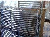 Povrchová úprava, elektrochemické leštění nerezových výrobků