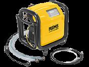 Čištění vody i tlakové zkoušky s přístrojem Multi-Push SL/SLW