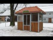 Autobusové čekárny a městský mobiliář pro celou Českou republiku