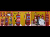 Požární ochrana a BOZP - kontrolní a revizní činnost