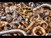 Kovošrot - výkup barevných kovů, kovového a železného odpadu
