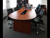 Výroba kanceláří a interiérů na míru - zakázková výroba kancelářského nábytku