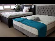Postele, matrace a rošty pro zdravý spánek - vybavení do ložnice, prodej v e-shopu