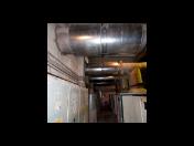 Dodávka a montáž vzduchotechniky pro potravinářské provozy