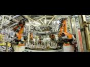 Efektivní svařovací a montážní linky, přípravky pro automobilový průmysl