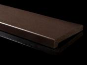 Parapety Helopal Puritamo - vnitřní i vnější parapet z litého mramoru s nosem 2,5 cm.