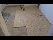 Odborná pokládka koberců, montáž podlahovin, vyrovnání podlah