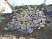 Terénní úpravy, zahradní servis - široká škála zahradnických služeb