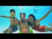 Rodinný betonový bazén Desjoyaux můžete postavit vlastními silami