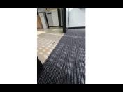 Výroba, prodej vstupní vchodové čistící zóny, textilní rohože SILVER