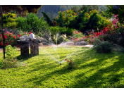 Originální návrhy, projektování zahrady, parku včetně osvětlení, závlahy