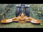 Zemědělské mulčovače, postřikovače a rosiče