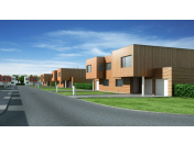 Rodinné domy na klíč, výstavba řadových domů - od projektu až k realizaci